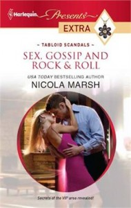 Baixar Sex, gossip and rock & roll pdf, epub, eBook