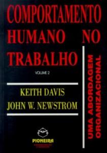 Baixar Comportamento humano no trabalho, v.2 pdf, epub, eBook