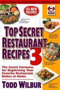 Baixar Top secret restaurant recipes 3 pdf, epub, ebook