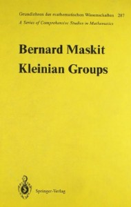 Baixar Kleinian groups pdf, epub, ebook