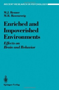 Baixar Enriched and impoverished environments pdf, epub, ebook