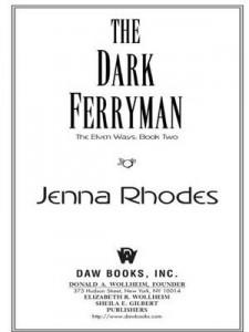 Baixar Dark ferryman, the pdf, epub, ebook