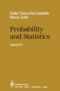 Baixar Probability and statistics, v.2 pdf, epub, ebook