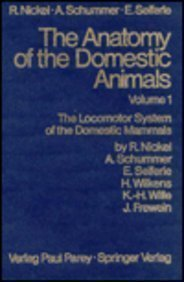 Baixar Anat domestic animals 1locomotor of domestic mamma pdf, epub, ebook