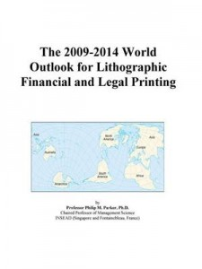 Baixar 2009-2014 world outlook for lithographic pdf, epub, eBook
