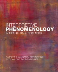 Baixar Interpretive phenomenology in health care pdf, epub, eBook