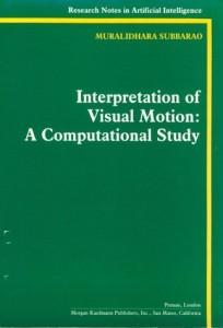 Baixar Interpretation of visual motion – a computational pdf, epub, eBook