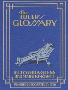Baixar Idler's glossary, the pdf, epub, eBook