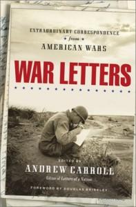 Baixar War letters pdf, epub, ebook