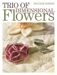 Baixar Trio of dimensional flowers: create 3 beautiful pdf, epub, ebook