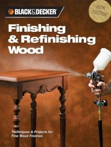 Baixar Black & decker finishing & refinishing wood: pdf, epub, eBook
