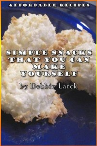 Baixar Simple snacks that you can make yourself pdf, epub, eBook