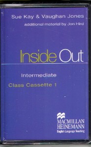 Baixar Inside out intermediate class cassette(2) pdf, epub, ebook