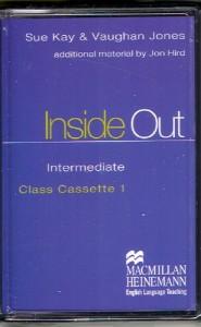 Baixar Inside out intermediate class cassette(2) pdf, epub, eBook