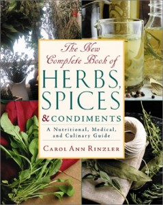 Baixar New complete book of herbs, spices, and condiments pdf, epub, eBook