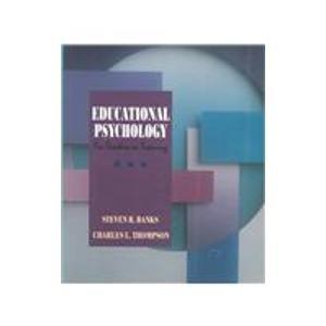 Baixar Educational psychology – for teachers in training pdf, epub, eBook