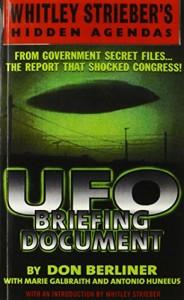 Baixar Ufo briefing document pdf, epub, ebook