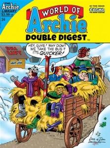 Baixar World of archie double digest #24 pdf, epub, eBook