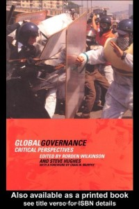Baixar Global governance pdf, epub, eBook