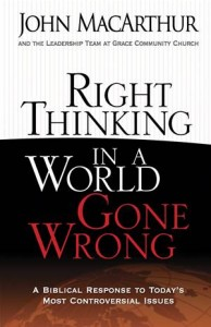 Baixar Right thinking in a world gone wrong pdf, epub, eBook