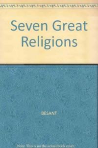 Baixar Seven great religions pdf, epub, eBook