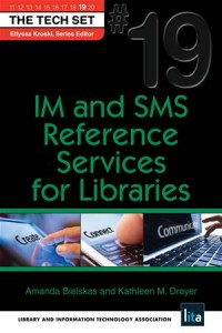 Baixar Im and sms reference services for libraries: pdf, epub, eBook