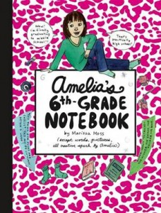 Baixar Amelia's 6th-grade notebook pdf, epub, eBook