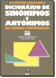 Baixar Dicionario de sinonimos e antonimos pdf, epub, eBook