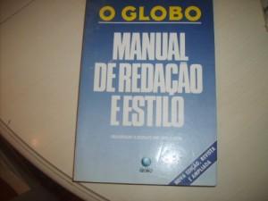Baixar Manual de redaçao e estilo o globo pdf, epub, eBook