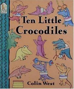 Baixar Ten little crocodiles pdf, epub, eBook