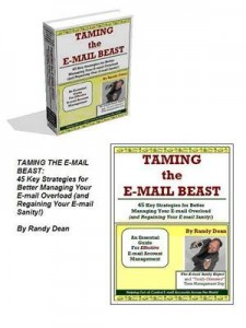Baixar Taming the e-mail beast pdf, epub, eBook