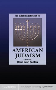 Baixar Cambridge companion to american judaism, the pdf, epub, eBook