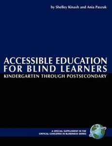Baixar Accessible education for blind learners pdf, epub, eBook