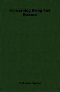 Baixar Concerning being and essence pdf, epub, eBook