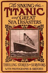 Baixar Sinking of the titanic and great sea pdf, epub, eBook