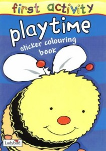 Baixar Playtime sticker colouring pdf, epub, ebook