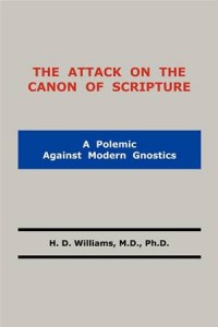 Baixar Attack on the canon of scripture, the pdf, epub, eBook