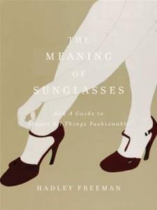 Baixar Meaning of sunglasses, the pdf, epub, ebook
