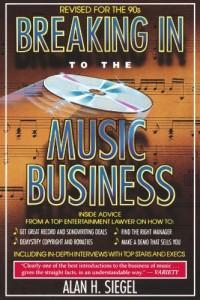 Baixar Breaking into the music business pdf, epub, eBook