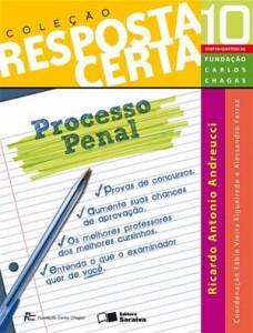 Baixar Coleçao resposta certa 10 – processo penal pdf, epub, eBook