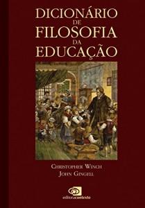 Baixar Dicionario de filosofia da educaçao pdf, epub, ebook