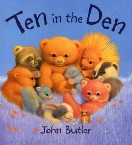 Baixar Ten in the den pdf, epub, eBook