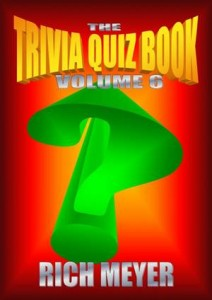 Baixar Trivia quiz book: volume 6 pdf, epub, eBook