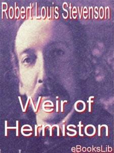 Baixar Weir of hermiston pdf, epub, eBook