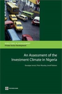 Baixar Assessment of the investment climate in pdf, epub, eBook
