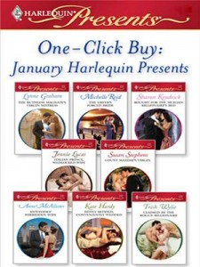 Baixar One-click buy: january 2009 harlequin presents pdf, epub, eBook