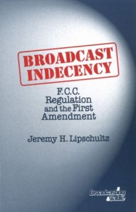 Baixar Broadcast indecency pdf, epub, eBook