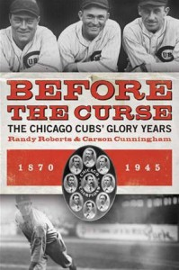 Baixar Before the curse: the chicago cubs' glory years, pdf, epub, ebook