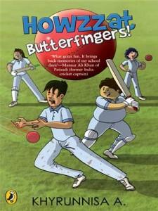Baixar Howzzat butterfingers! pdf, epub, eBook