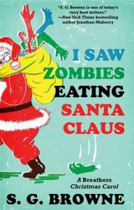 Baixar I saw zombies eating santa claus pdf, epub, eBook